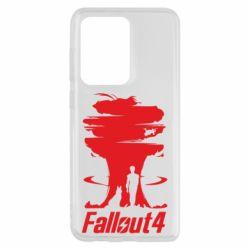 Чехол для Samsung S20 Ultra Fallout 4 Art