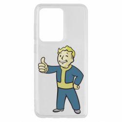 Чехол для Samsung S20 Ultra Fallout Boy