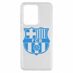Чохол для Samsung S20 Ultra FC Barcelona