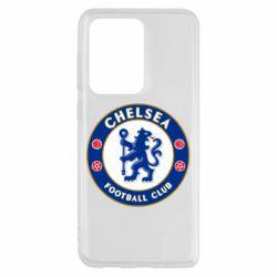 Чехол для Samsung S20 Ultra FC Chelsea