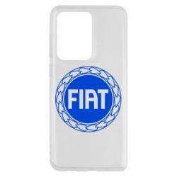 Чохол для Samsung S20 Ultra Fiat logo