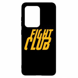 Чохол для Samsung S20 Ultra Fight Club
