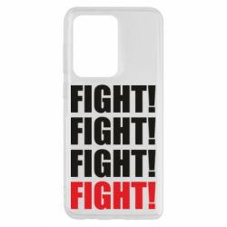 Чехол для Samsung S20 Ultra Fight!
