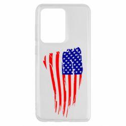 Чохол для Samsung S20 Ultra Прапор США