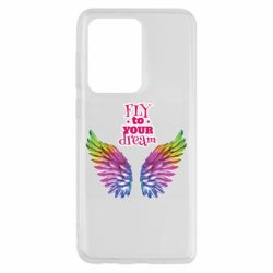 Чохол для Samsung S20 Ultra Fly to your dream