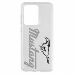 Чохол для Samsung S20 Ultra Ford Mustang