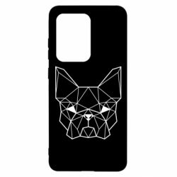 Чехол для Samsung S20 Ultra French Bulldog Art