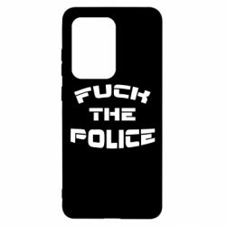 Чохол для Samsung S20 Ultra Fuck The Police До біса поліцію