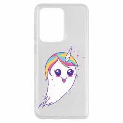 Чохол для Samsung S20 Ultra Ghost Unicorn