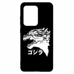 Чохол для Samsung S20 Ultra Godzilla in japanese