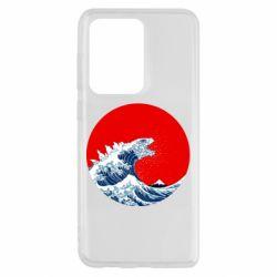 Чохол для Samsung S20 Ultra Godzilla Wave