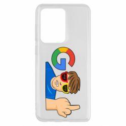 Чохол для Samsung S20 Ultra Google guy Fuck You