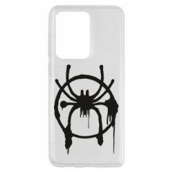 Чохол для Samsung S20 Ultra Graffiti Spider Man Logo