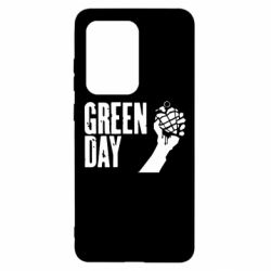 "Чохол для Samsung S20 Ultra Green Day "" American Idiot"