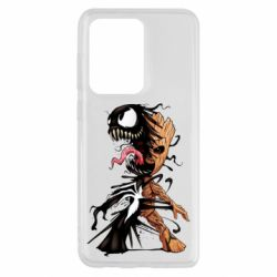 Чохол для Samsung S20 Ultra Groot and Venom