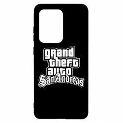 Чохол для Samsung S20 Ultra GTA San Andreas