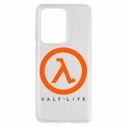 Чехол для Samsung S20 Ultra Half-life logotype