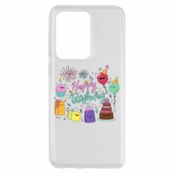 Чохол для Samsung S20 Ultra Happy Birthday