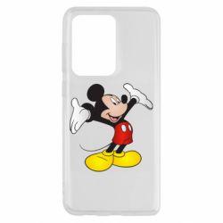 Чохол для Samsung S20 Ultra Happy Mickey Mouse