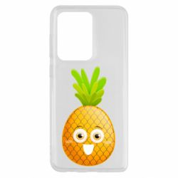 Чохол для Samsung S20 Ultra Happy pineapple
