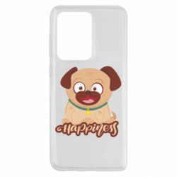 Чехол для Samsung S20 Ultra Happy pug