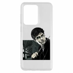 Чехол для Samsung S20 Ultra Harry Potter