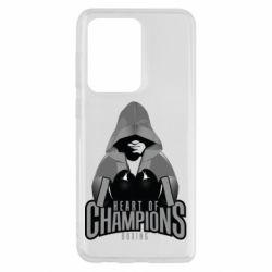 Чехол для Samsung S20 Ultra Heart of Champions