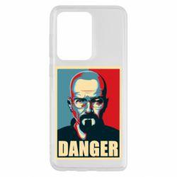 Чохол для Samsung S20 Ultra Heisenberg Danger