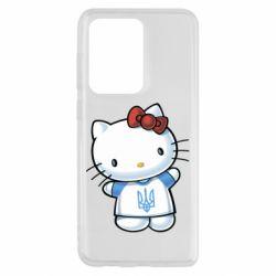Чехол для Samsung S20 Ultra Hello Kitty UA