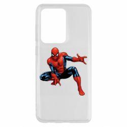 Чохол для Samsung S20 Ultra Hero Spiderman