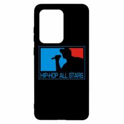 Чохол для Samsung S20 Ultra Hip-hop all stars