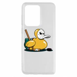 Чохол для Samsung S20 Ultra Hockey duck