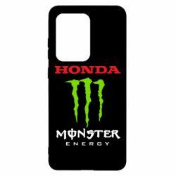 Чохол для Samsung S20 Ultra Honda Monster Energy