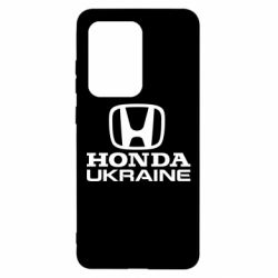 Чохол для Samsung S20 Ultra Honda Ukraine
