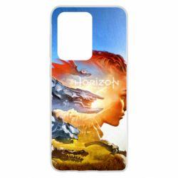 Чехол для Samsung S20 Ultra Horizon Zero Dawn art