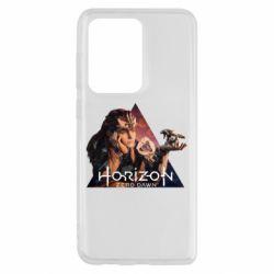 Чохол для Samsung S20 Ultra Horizon Zero Dawn