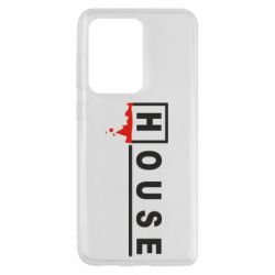 Чохол для Samsung S20 Ultra House