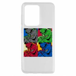 Чохол для Samsung S20 Ultra Hulk pop art