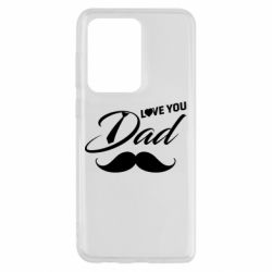 Чохол для Samsung S20 Ultra I Love Dad