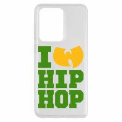 Чохол для Samsung S20 Ultra I love Hip-hop Wu-Tang