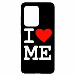 Чохол для Samsung S20 Ultra I love ME