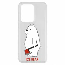 Чохол для Samsung S20 Ultra Ice bear