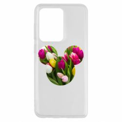 Чохол для Samsung S20 Ultra Inner world flowers mickey mouse