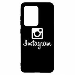 Чохол для Samsung S20 Ultra Instagram
