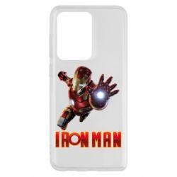 Чохол для Samsung S20 Ultra Iron Man 2