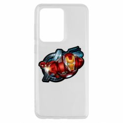 Чохол для Samsung S20 Ultra Iron Man and Avengers