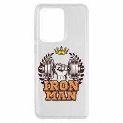Чохол для Samsung S20 Ultra Iron man and sports