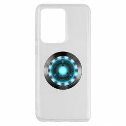 Чехол для Samsung S20 Ultra Iron Man Device