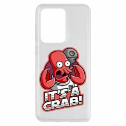 Чохол для Samsung S20 Ultra It's a crab!