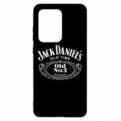 Чехол для Samsung S20 Ultra Jack Daniel's Old Time